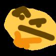 Discord Emoji: Thonking