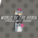 World of the Hyria Blobs - Hyria's Discord Emote