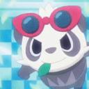 Pokemon Panda Palace