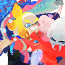 Splatoon Art