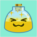 Potions of the Wizarding World Blob Emojis (Harry Potter)